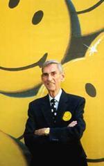 Харви Бэлл — создатель смайлика и праздника World Smile Day.