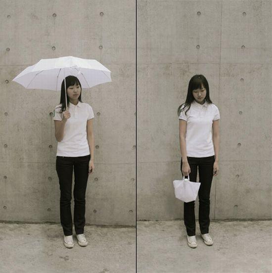 Если пошел дождь