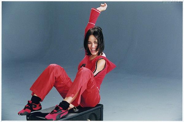 Новые фотки Alizee