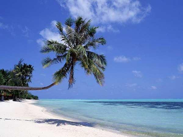Райские уголки Земли