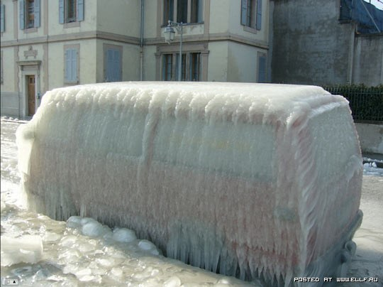 Ледяной шторм