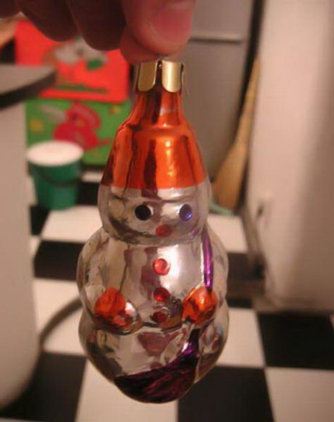 Новогодние игрушки нашего детства