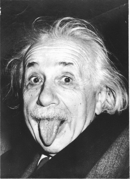 История в лицах - Альберт Эйнштейн