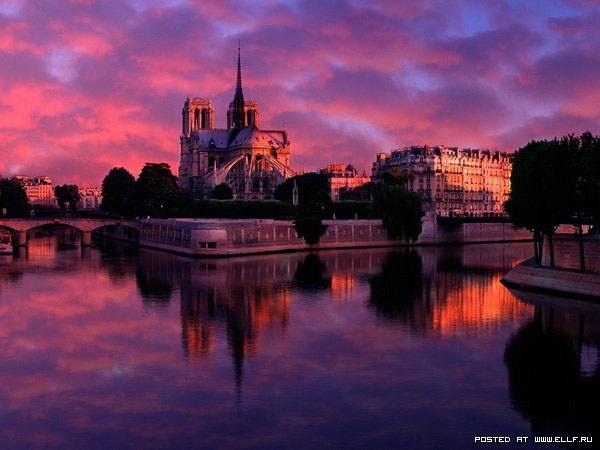 Природа Франции