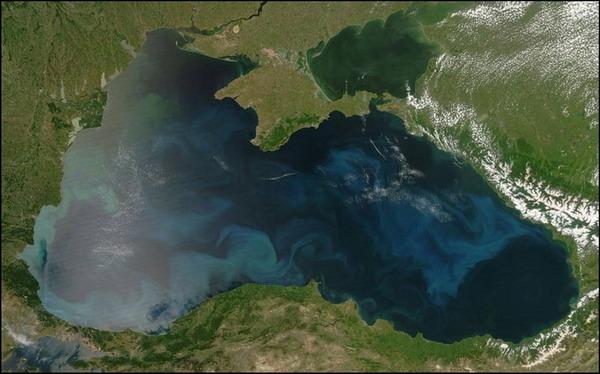 Фото Земли со спутников