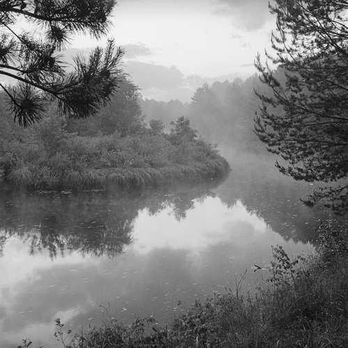 Образ тишины