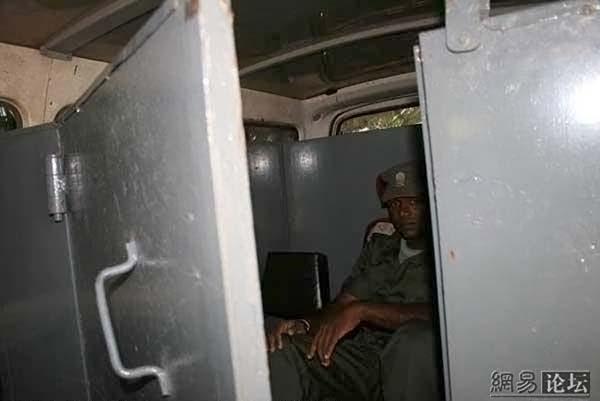 Сомалийский бронемобиль