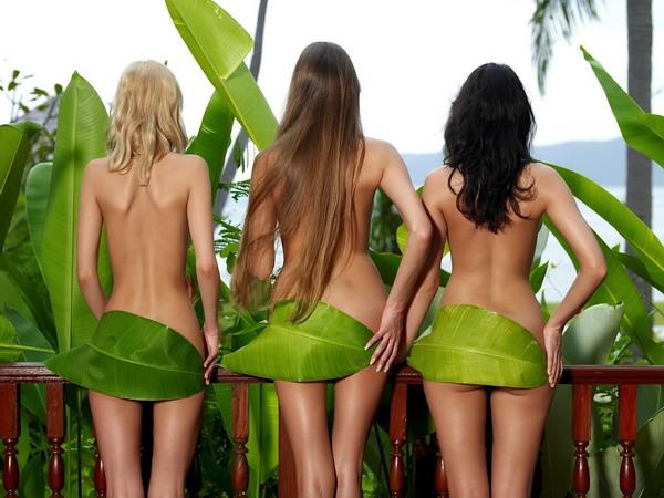 Девушки на Рабочий стол