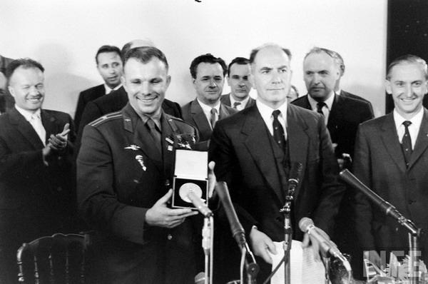 История в лицах «Гагарин Ю.А.»