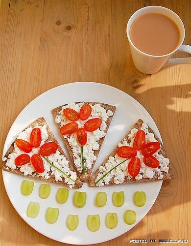Завтраки от Bowhaus