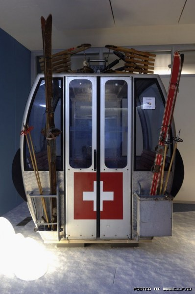 Новый офис Google в Цюрихе