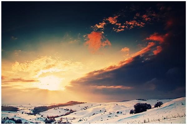 Закаты и рассветы