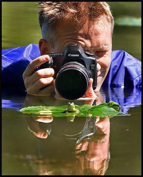 Смешное о фотографии