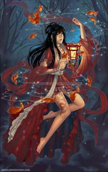 Аниме от Qinni