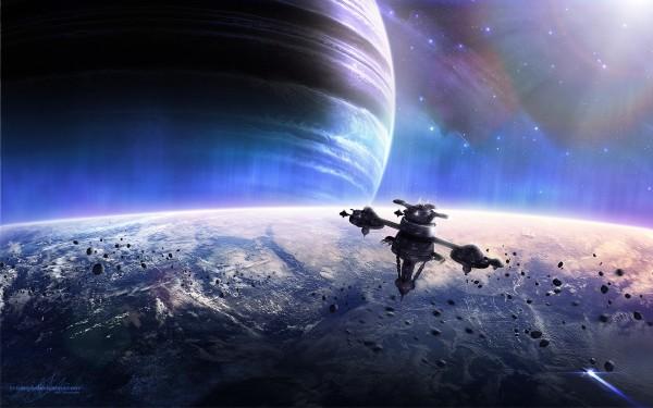 Немного космоса