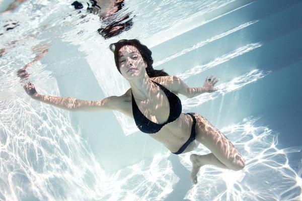 Подводные кадры
