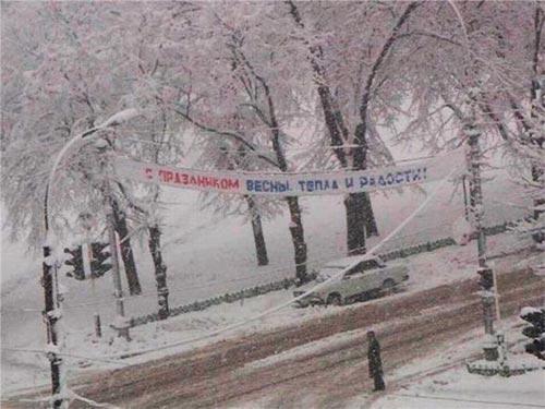 Лучшее поздравление с Новым Годом - 2011