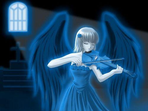 Эльфы и ангелы
