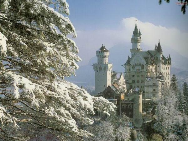 Чудесные замки