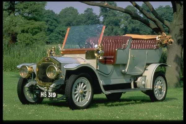 Старинные авто