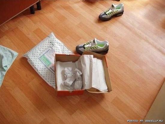 Как отличить «китайский» Nike?