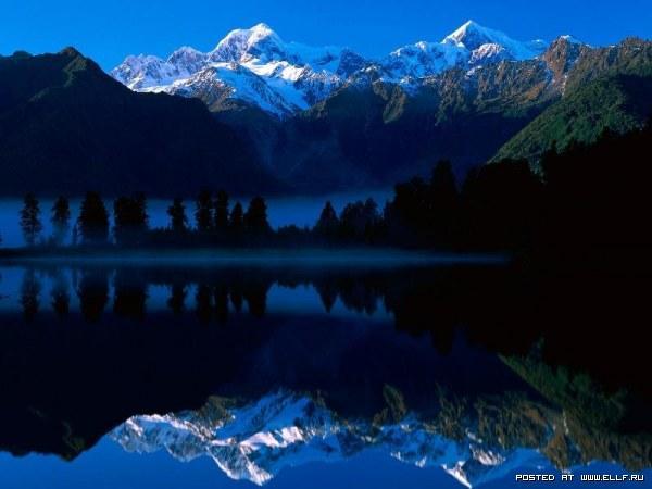 Новая Зеландия... Ляпота!