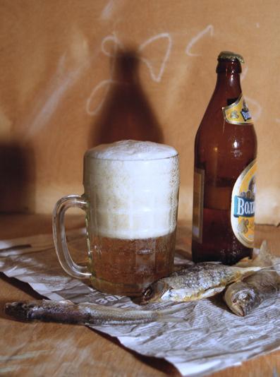 Пиво пенное...