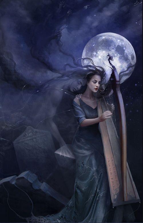 В лунном сиянии