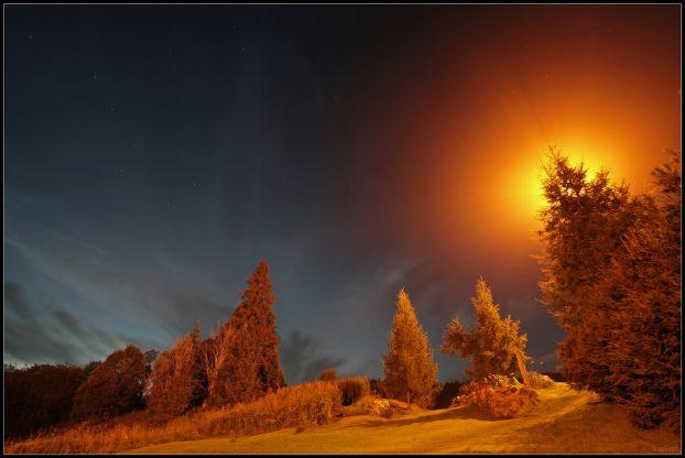 Атмосферные фотогграфии Юрия Овчинникова