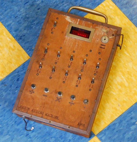 Калькуляторы от Энди Аарон