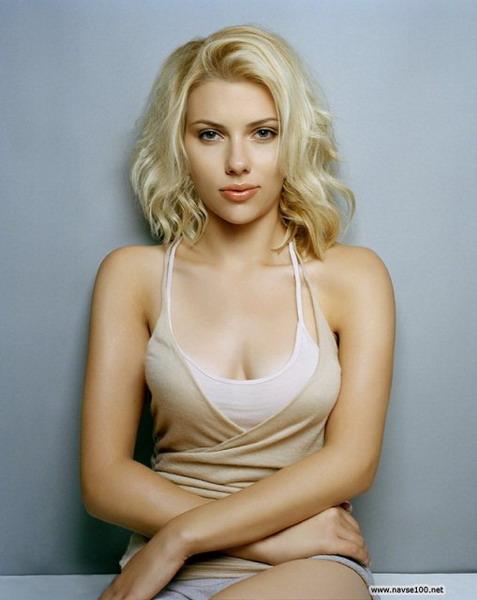 Красивые и знаменитые «Scarlett Johansson»