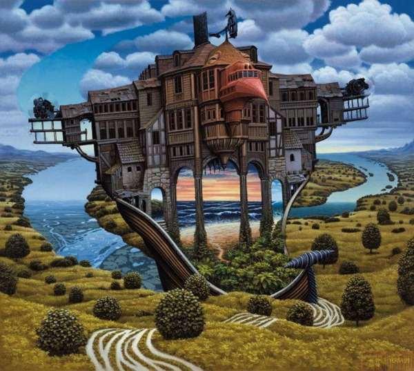 Картинки-иллюзии
