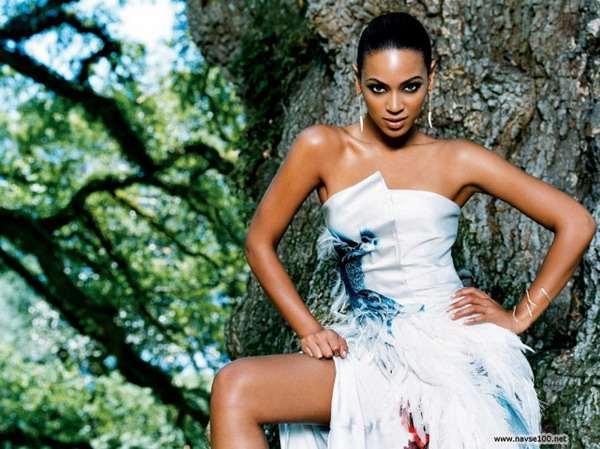 Красивые и знаменитые «Beyonce»