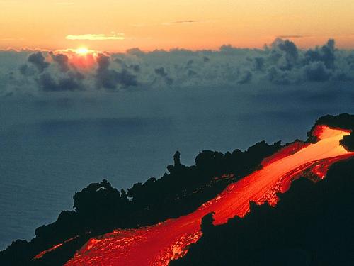 Вулканы