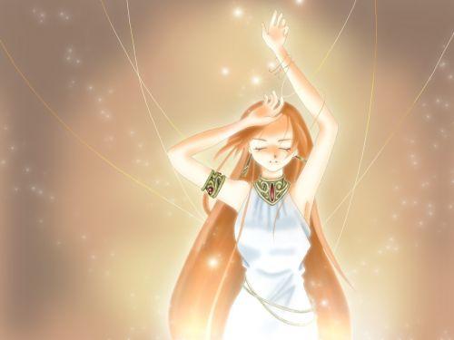 Светлые аниме