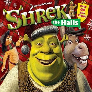 Шрек - Pождество / Shrek the Halls (2007) HD SATRip