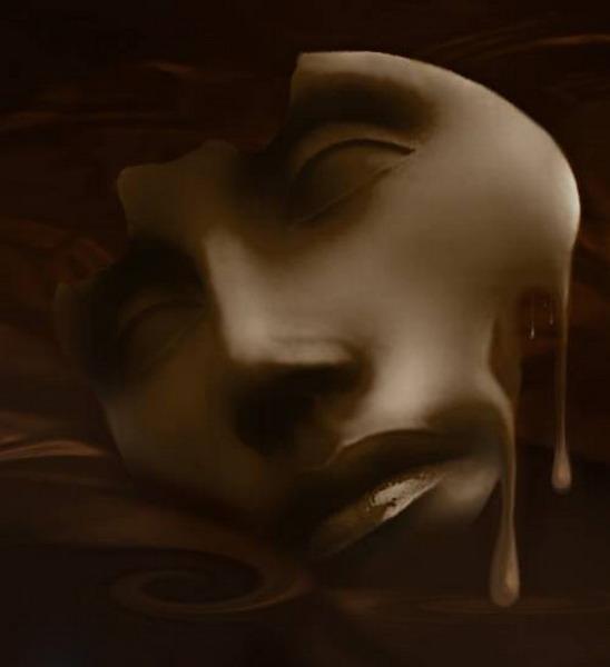 Шоколадный креатив
