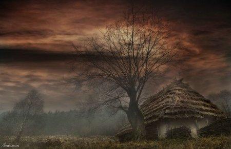 Украинская ночь..