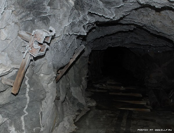 Заброшеная шахта