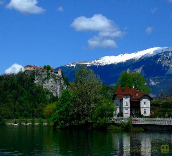 Пейзажи Австрии