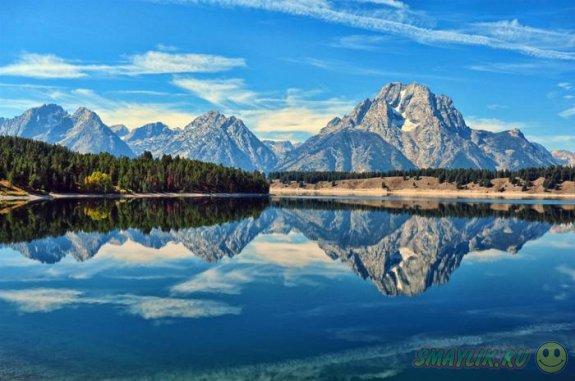 Красивые пейзажи