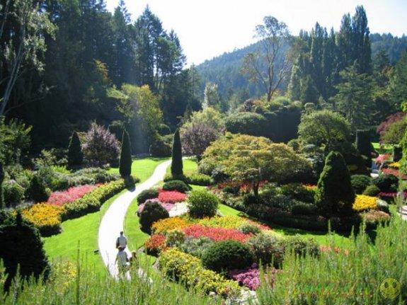 Самые красивые сады на земле
