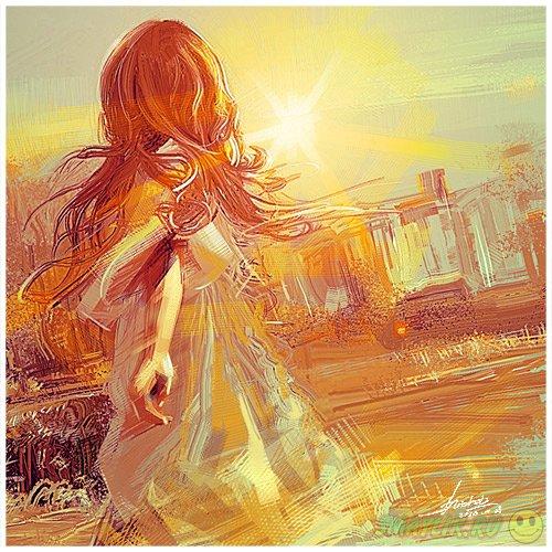 Солнечные картины
