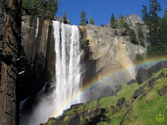 Самые красивые водопады