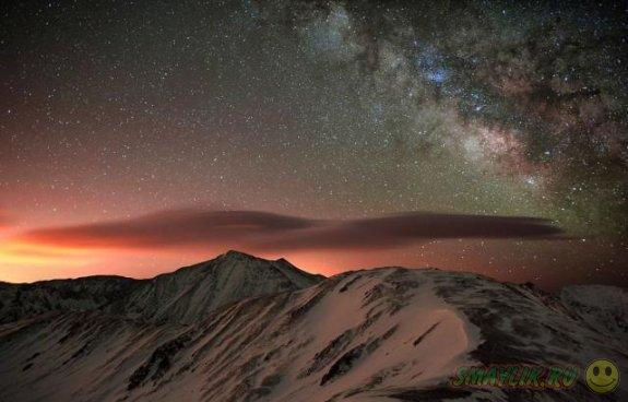 Ночные пейзажи Майка Беренсона