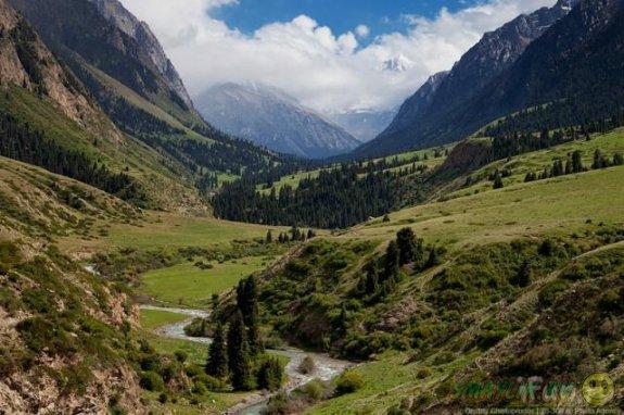 Обычная Киргизия