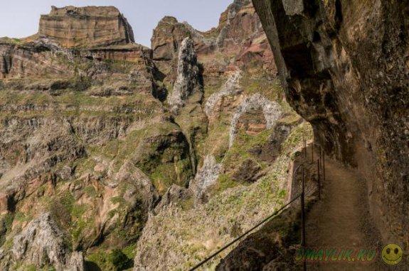 Удивительные горы Мадейра