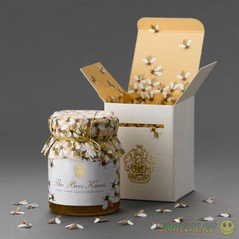 Креативные и необычные  продуктовые упаковки