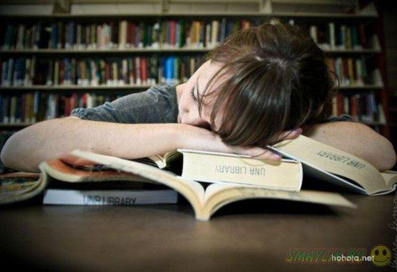 В США введут запрет на сон в помещении  библиотеки