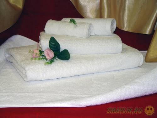 В Великобритании  выбирали лучшие полотенца